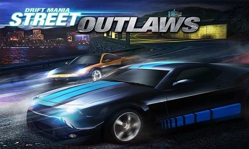 Drift Mania: Street Outlaws - забава чтобы Windows Phone