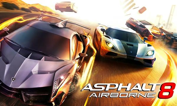 Asphalt 0: Airborne - игрушка ради Windows Phone 0