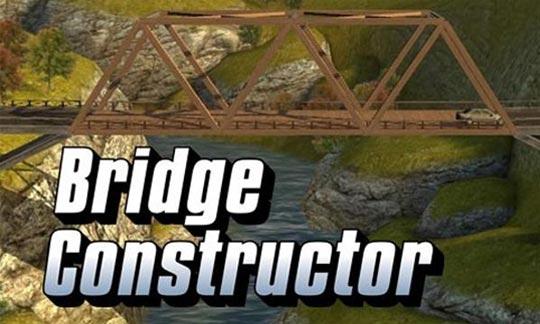 Скачать Bridge Constructor - бесплатная игра для Windows Phone 8 / 8.1