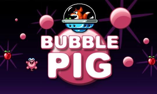 Игра Bubble Pig получи и распишись Windows Phone смартфон Nokia