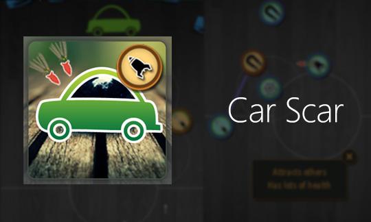 Car Scar - развлечение к Windows Phone