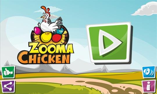 Chicken Zooma - шутка про Windows Phone