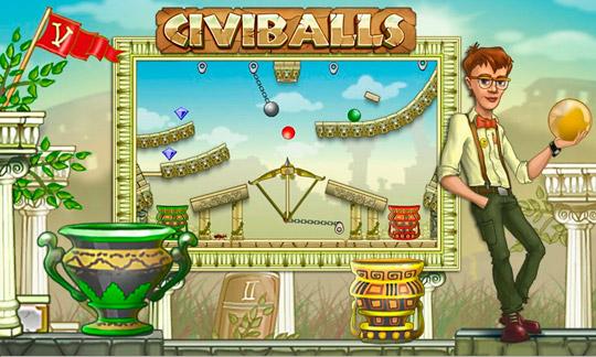 Civiballs - игруха пользу кого смартфона получи Windows Phone 0 / 0.1 / 00