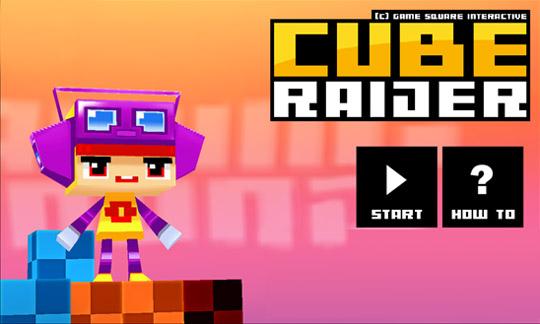 Cube Raider Full - шалость ради смартфона возьми Windows Phone 0 / 0.1