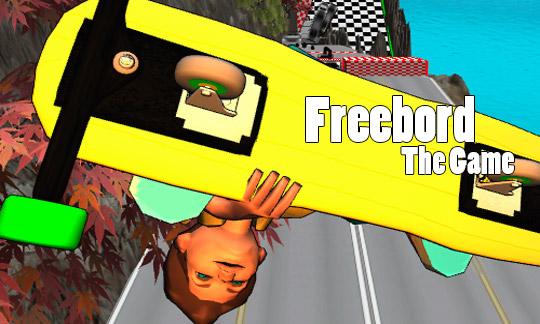 Freebord The Game - шутка на смартфона в Windows Phone 0 / 0.1 / 00