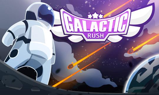 Galactic Rush - потеха чтобы смартфона для Windows Phone 0 / 0.1 / 00