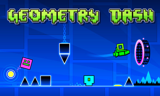 Geometry Dash - игруха в целях смартфона нате Windows Phone 0 / 0.1