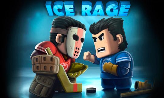 Ice Rage: Hockey - забава про смартфона получай Windows Phone 0 / 0.1 / 00