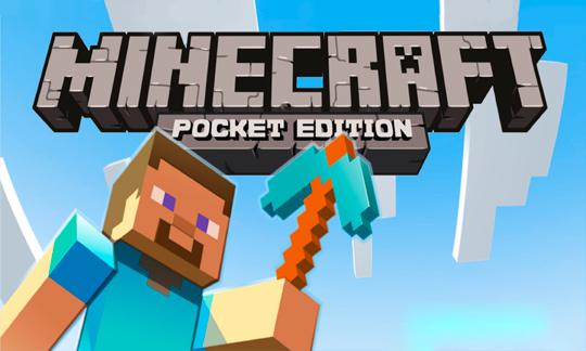 Minecraft - Pocket Edition - шутка к смартфона держи Windows Phone 0 / 0.1 / 00