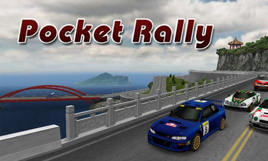 Pocket Rally - игруха ради Windows Phone