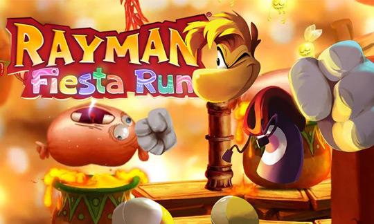 Игра Rayman Fiesta Run ради Lumia 025