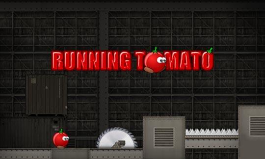 Running Tomato - игруха для того Windows Phone