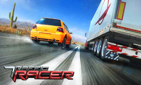 Traffic Racer - игрушка пользу кого Windows Phone