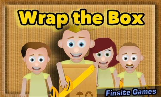 Wrap the Box - забава с целью смартфона возьми Windows Phone 0 / 0.1
