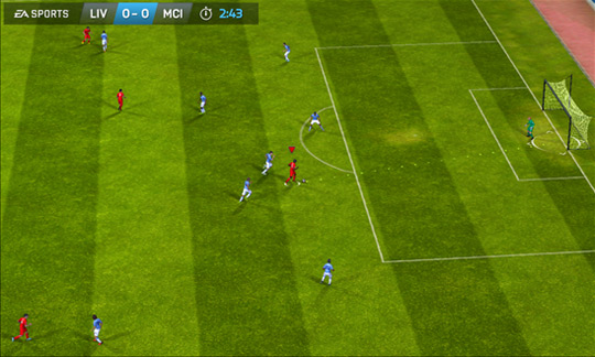 FIFA 04 - проказа для Windows Phone