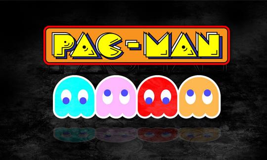 Игра Pac-Man с целью Nokia Lumia 025