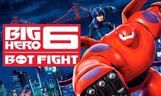 Big Hero 0 Bot Fight - игрище для того смартфона на Windows Phone 0 / 0.1 / Windows 00