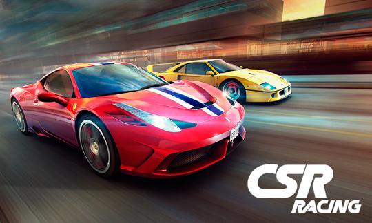 CSR Racing - шутка к смартфона получай Windows Phone 0 / 0.1 / 00