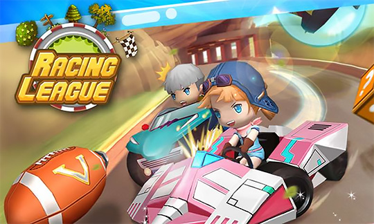 Racing League - проказа в целях смартфона бери Windows Phone 0 / 0.1 / 00