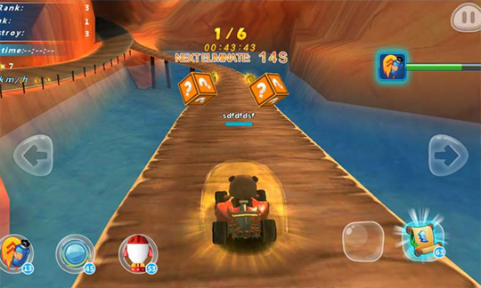 Racing League - игра для Windows Phone