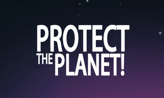 Protect The Planet - игра для смартфона на Windows Phone 8 / 8.1 / Windows 10
