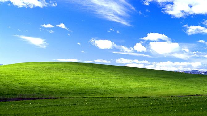 Платформа Windows XP внезапно получила обновление