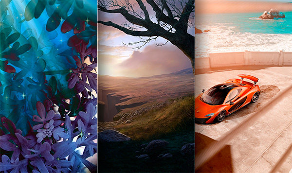 Картинки по размеру экрана природа